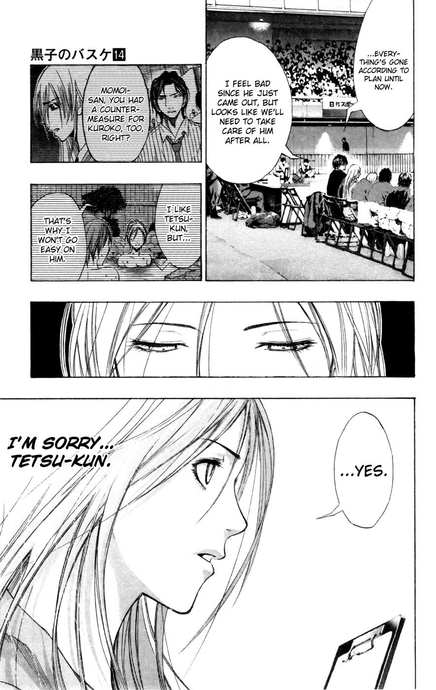 Kuroko no Basket Manga Chapter 125 - Image 19