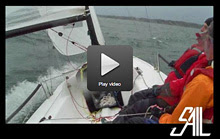 J/70 speedster- sailing in SAIL boat test