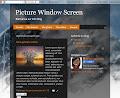 Aperçu Picture Window Screen