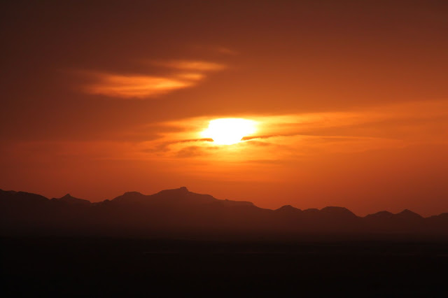 Erg Chebbi Sunset