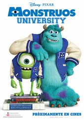 Monsters University (2013) - Latino