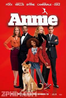 Cô Bé Chập Chờn - Annie (2014) Poster