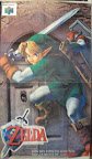 The Legend Of Zelda - Ocarina of Time - Poster oficial