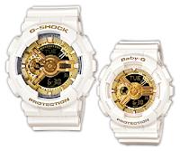 Casio Baby G Couple G Shock : GBG-13SET