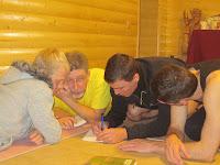 Фоторепортаж с тренинга по ньяса-йоге 12-18 февраля 2012г в Карпатах.731
