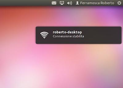 Ubuntu 12.10 e la connessione Wireless