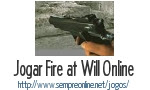 Jogo Fire at Will Online