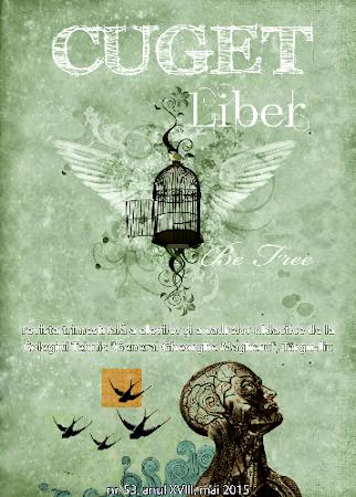 ed5 (ELECTRONIC - revistă scolara) cuget liber_Colegiul Tehnic_GENERAL GHEORGHE MAGHERU_TÂRGU-JIU_GORJ