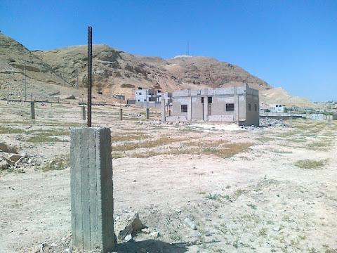 Jericho - ארמונות החשמונאים
