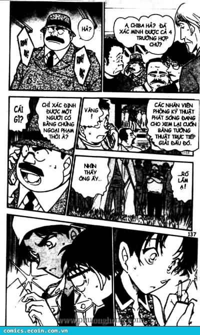 Detective Conan Chap 443 - Truyen.Chap.VN