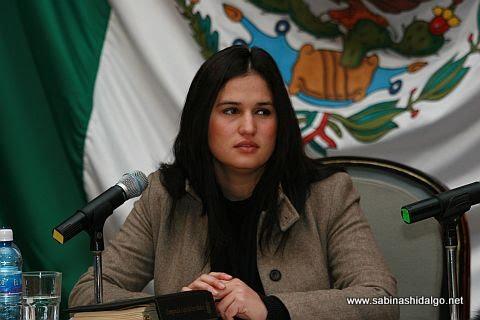 Diputada Martha de los Santos del Distrito XXI de Nuevo León