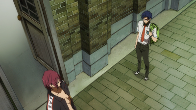 Free! Iwatobi Swim Club Episode 10 Screenshot 8