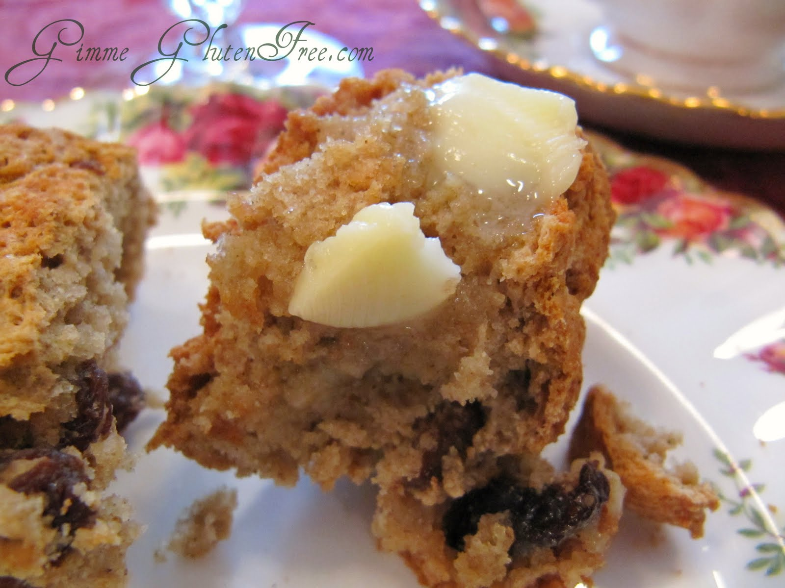 Unauthorized Irish Soda Bread is gluten free; outrageously delicious ...
