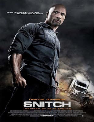 Poster de Snitch (El mensajero)