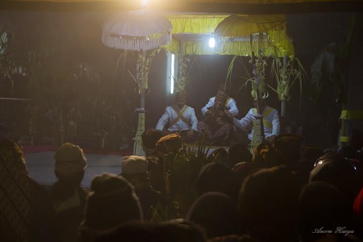 Mulun, ritual pengangkatan dukun baru
