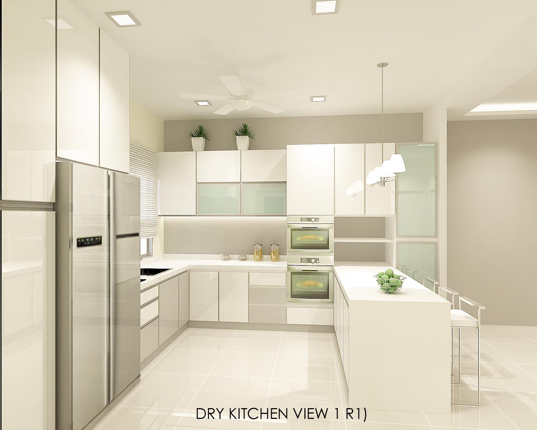 mySunSurya: Kitchen Design Part 3