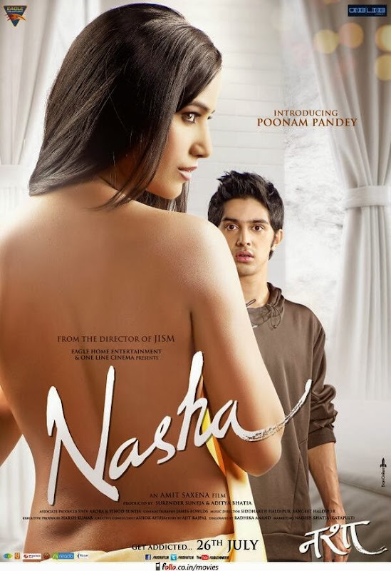 Poster Of Hindi Movie Nasha (2013) Free Download Full New Hindi Movie Watch Online At Alldownloads4u.Com