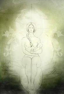 Goddess Anahit Image