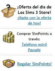Comprar simpoints