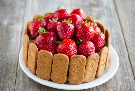 photo of Biscoff Cake