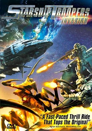 Phim Nhện Độc Xâm Lăng - Starship Troopers: Invasion - Wallpaper