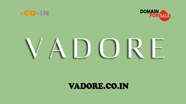 vadore.co.in