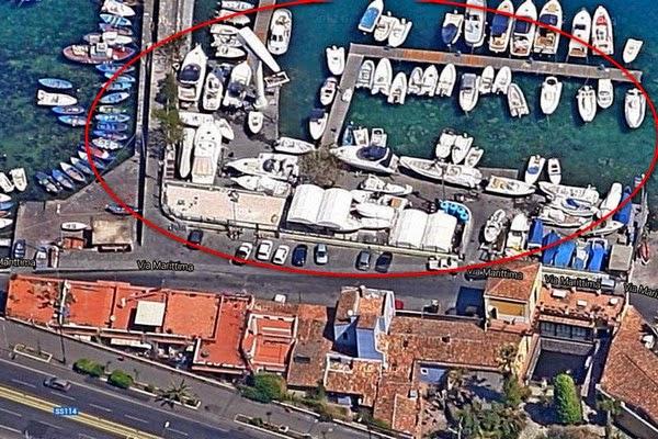 Catania, Ognina, Tortuga, porto turistico