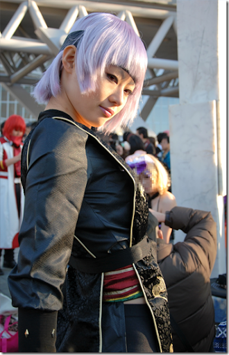 dead or alive cosplay - ayane 3 from winter comiket 2010