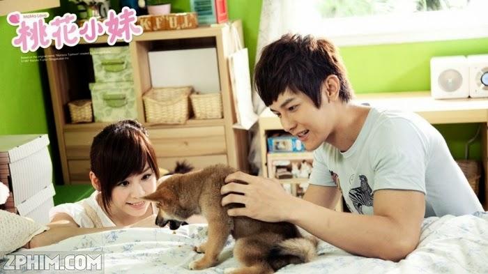 Ảnh trong phim Đào Hoa Tiểu Muội - Momo Love 1