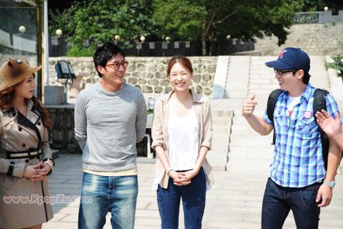 Gary เลือก Lee Yeon Hee แทนคู่รักวันจันทร์อย่าง Song Ji Hyo ใน Running Man