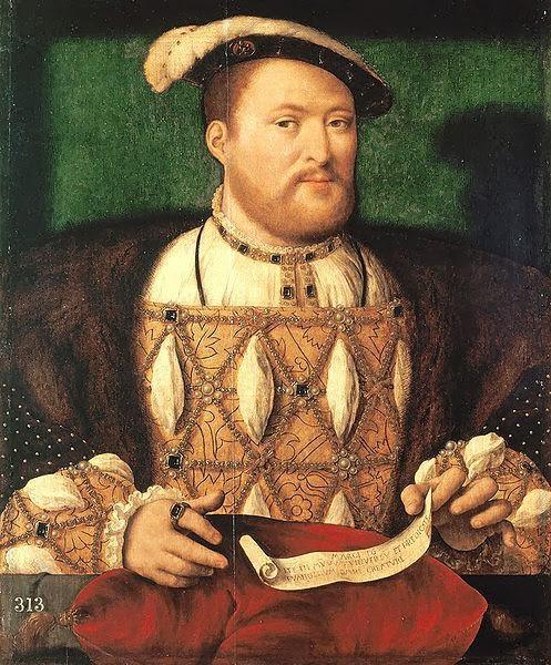 Joos van Cleve - King Henry VIII