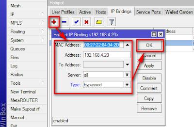 4 Cara Mudah Mencegah Netcut di Hotspot Mikrotik