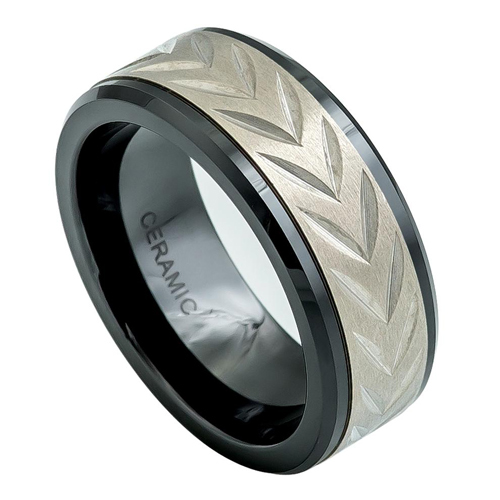 Tungston Wedding Rings 34 Fancy