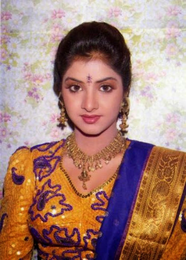 Divya-Bharti-Hot-Bikini-Wallpapers