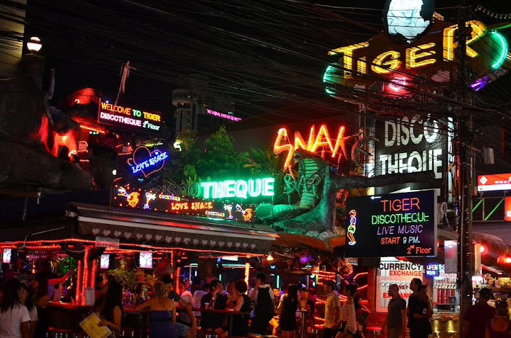 Bangla Road Phuket Thailand