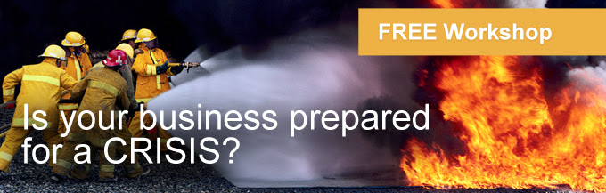 Is your business prepared for a crisis?