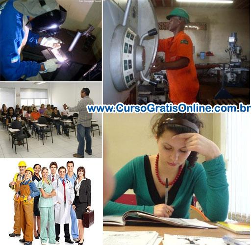 Cursos de Qualificação Profissional