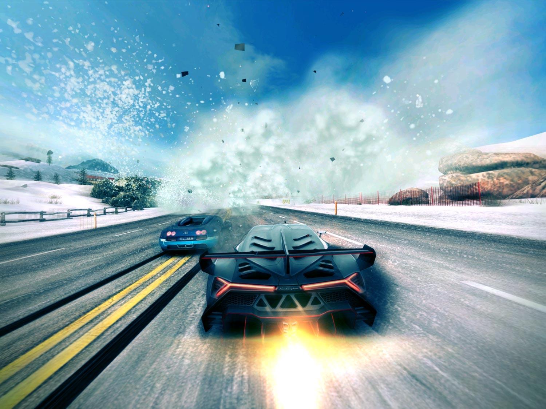 Hình ảnh đẹp mê ly của game đua xe Asphalt 8 - Ảnh 6