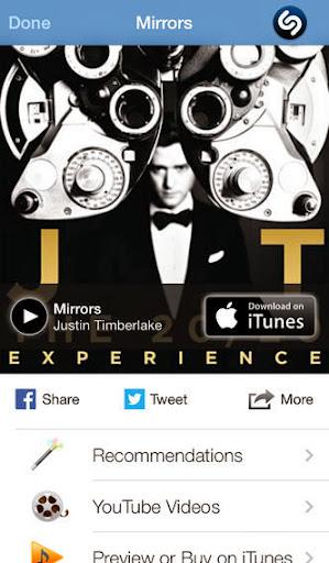Shazam Encore v7.4.0 for iPhone