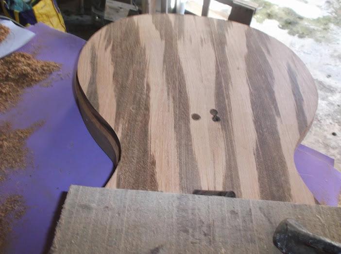 Construção inspirada Les Paul Custom, meu 1º projeto com braço colado (finalizado e com áudio) - Página 3 DSCF1266