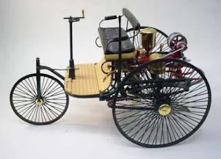 Sejarah otomotif, 10 kejadian pertama dunia otomotif, benz 1896, mobil yang memakan korban jiwa pertama