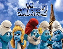 فيلم The Smurfs 2 بجودة CAM