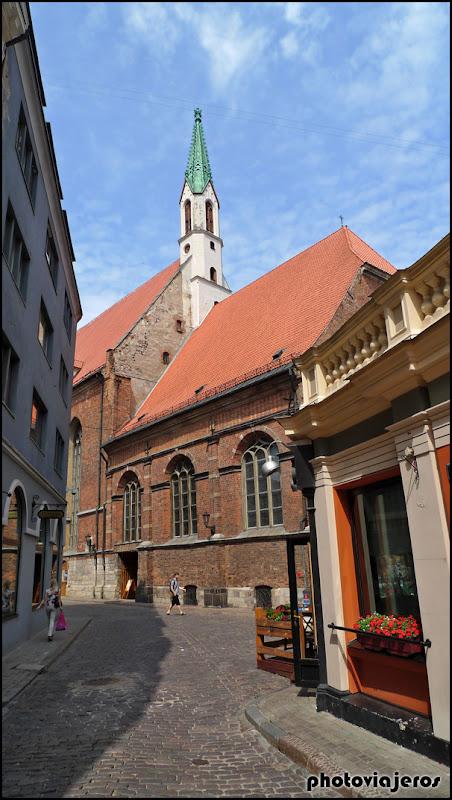 San Juan Bautista Riga