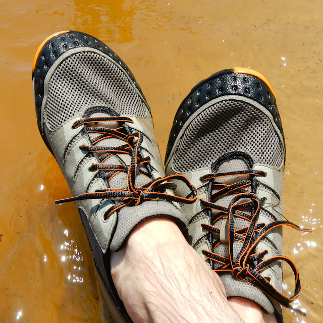 Merrell Barefoot Current Water Glove above water