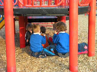 milton park portsmouth safety woodchips