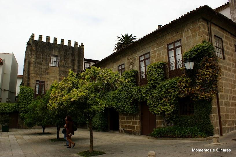 Guimarães, largo das Laranjeiras