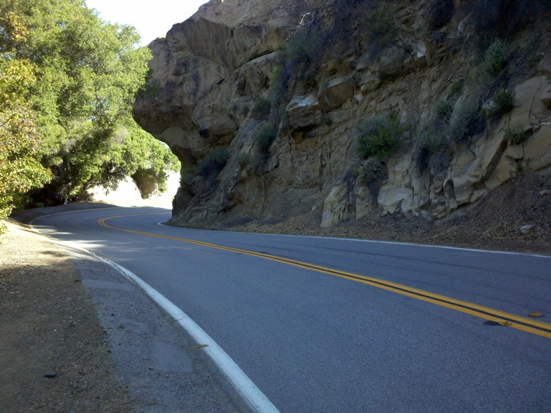 Mulholland Challenge • Mulholland Highway Rock
