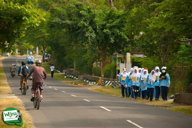 Laporan Kegiatan OSPEK SMP di Magelang, Kulon Progo, Yogyakarta, Jawa Tengah