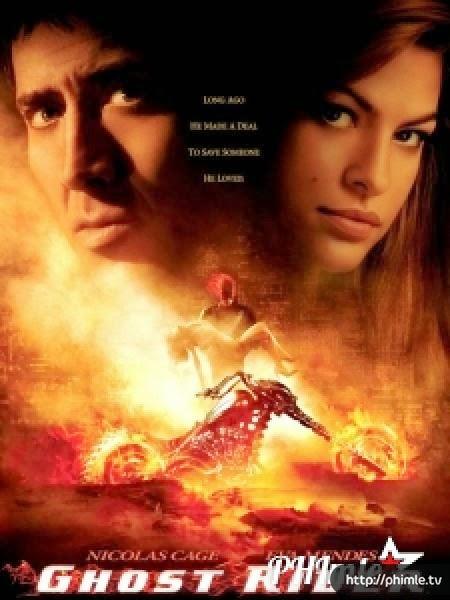 Phim Ma tốc độ - Ghost Rider - VietSub