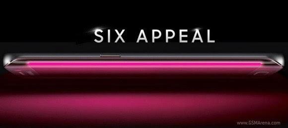 Nhà mạng T-Mobile tiết lộ hình ảnh Samsung Galaxy S6 Edge